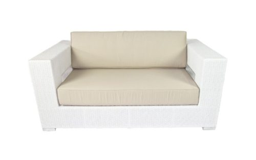 Sofa Aires 2 Plazas Blanco