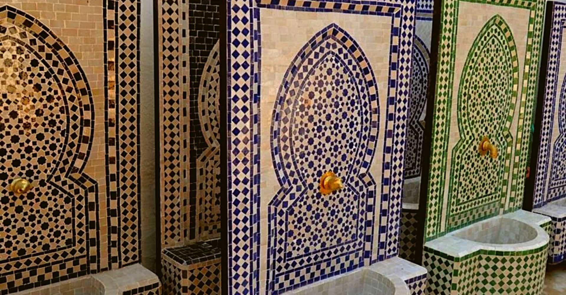 mosaico zellige